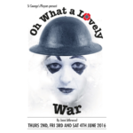 2-4 June | Oh what a lovely war