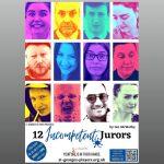 12 Incompetent Jurors Ticket update